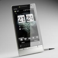 3d htc touch diamond 2 model