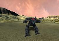 3ds max robot galahan mech