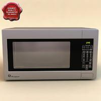 Microwave Oven Monogram