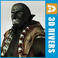 Orc by 3DRivers