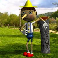 Pinocchio (Shrek 3)