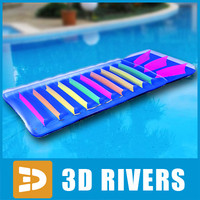 Air mattress 01 by 3DRivers