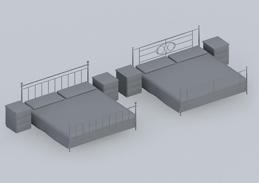 max bedrooms