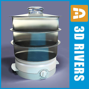 3ds double boiler