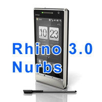 HTC Touch diamond 2 - Nurbs