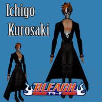 3d ichigo kurosaki