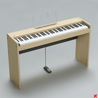 3ds piano