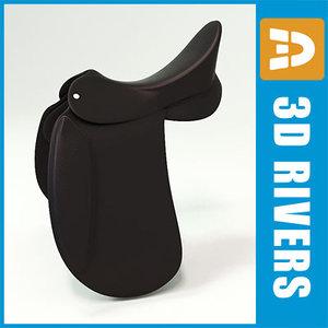 saddle dressage 3ds