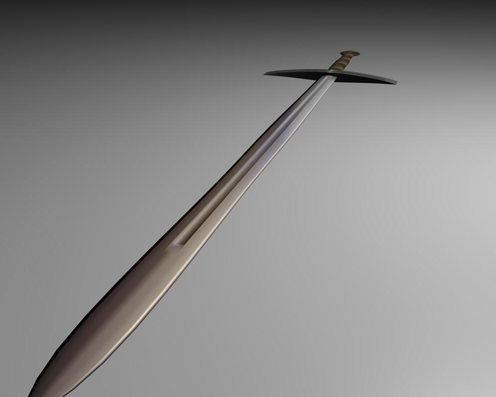 cinema4d sword