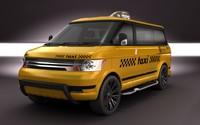 2011 Multi-MiniVan TAXI concept