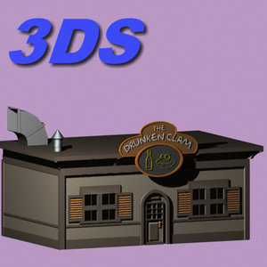 drunken clam 3ds