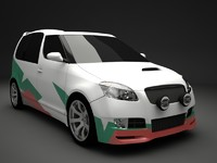 max concept roomster skoda