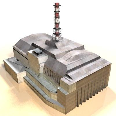 3d chernobyl nuclear power