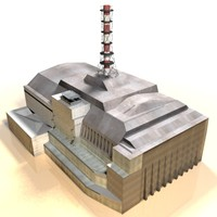 3d chernobyl nuclear power