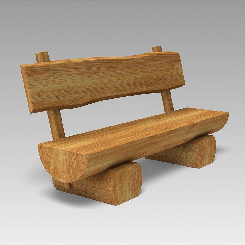 3d model garden furniture 58 watzmann