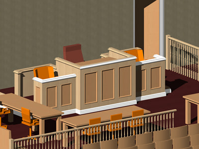 courtroom layout judges dxf. Black Bedroom Furniture Sets. Home Design Ideas