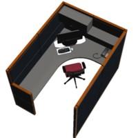 maya cubicle