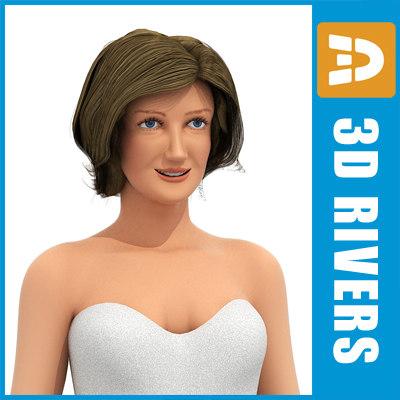 diana princess 3d 3ds