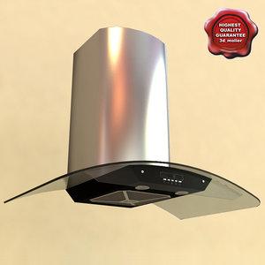 cooker hood kobe cx183-30g 3ds