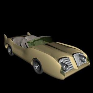 pimpmobile 3d model