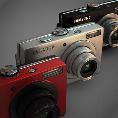 samsung l100 cameras max