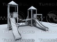 3ds max kid playground