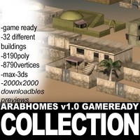 COLLECTION ARABHOMES 01 GR