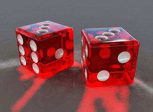 rolling dice max