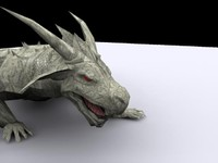 Animated Dragon