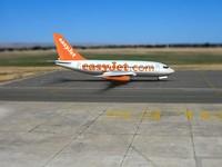 3d air plane easyjet