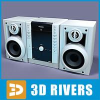 mini electronic shop 3ds
