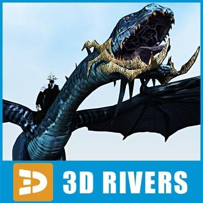 max nazgul dragon fantasy creatures