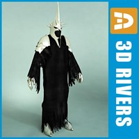 3d nazgul fantasy creatures model