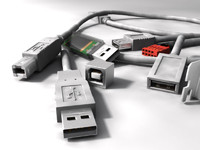USB Connector Collection