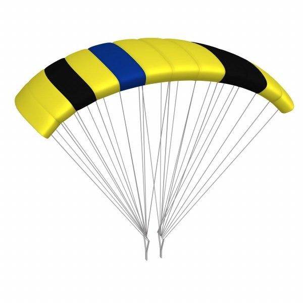 parachute 3d 3ds