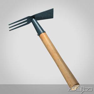 3dsmax tool mattock
