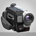 sony handycam 3D models