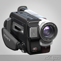 Video Camera Handycam Sony