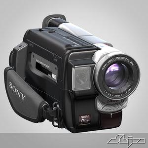 maya vhs tape handycam