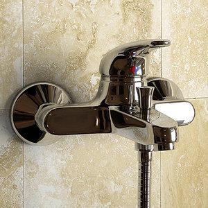 3d bathroom mixer