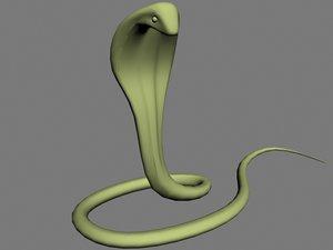 maya cobra snake