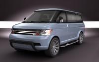 lightwave multi-minivan concept van