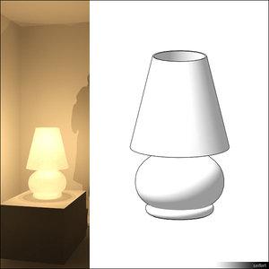 table lamp rfa free