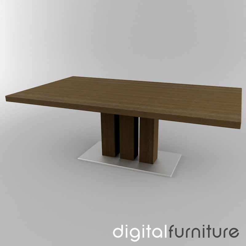 lightwave dining table