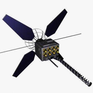 edf defence orbital platform 3d 3ds