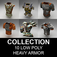 Fantasy armor set vol.2