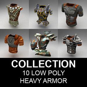 maya fantasy armor set 2