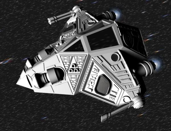 space craft blend