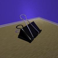 Paper Clamp 01