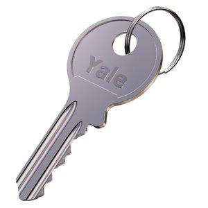 3ds yale key